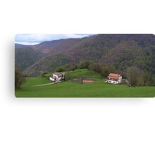 Countryside Living Canvas Print
