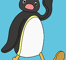 Pingu - Noot Noot. by Isaac Smith