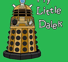 My Little Dalek by nimbusnought