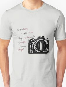 Take a Photo T-Shirt