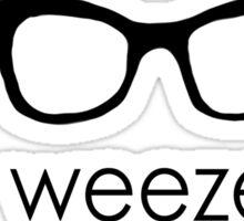I'm Buddy Holly - Weezer Sticker