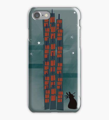 Urban Cat iPhone Case/Skin