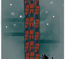 Animal's Nightlife - Urban Cat by elenor27