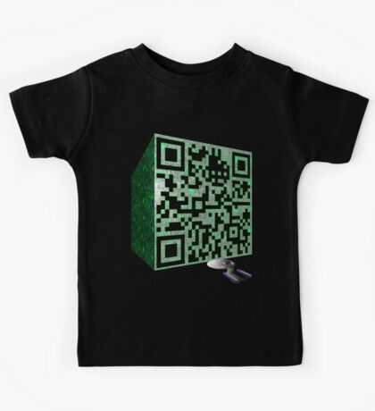 You Will Be Assimilated Kids Tee