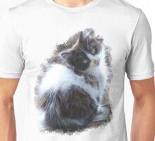 Sweet Kitten View Unisex T-Shirt
