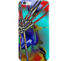Chinese Chopsticks iPhone Case/Skin