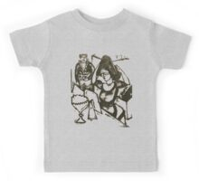 Toilette by Ernst Ludwig Kirchner Kids Tee
