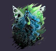 Chrysalis, Queen of the Changelings Womens Fitted T-Shirt