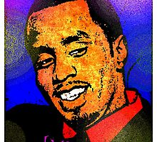 P DIDDY by OTIS PORRITT