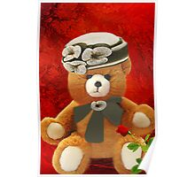❀◕‿◕❀ MY SWEET TEDDY BEAR ❀◕‿◕❀ Poster