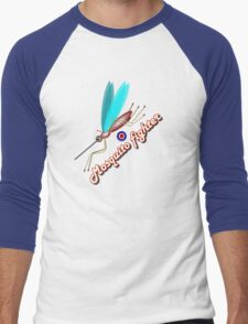 Mosquito fighter Men's Baseball ¾ T-Shirt