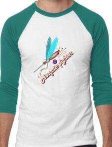 Mosquito fighter Men's Baseball ¾ T-Shirt