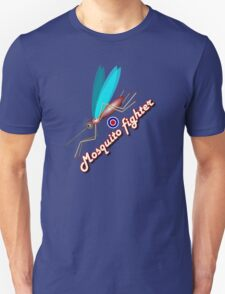 Mosquito fighter Unisex T-Shirt