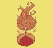 Princess of Flame Baby Tee