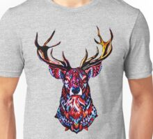 "Ornate Deer Big Brother ""AUSTIN SUCKS"" Alternate Design Unisex T-Shirt"