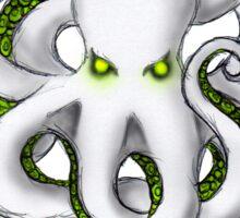 Mutant Zombie Dectopus Sticker