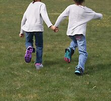 Children Playing So Free by PhotosbyTori