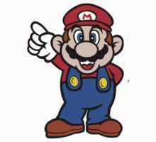 Mario by KMayhew94