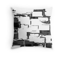 L'escalier Throw Pillow