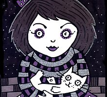 Midnight Meows by Anita Inverarity