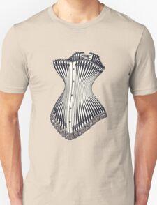 Corset Lace Unisex T-Shirt