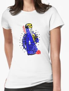 Antidote Womens Fitted T-Shirt