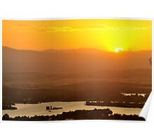 HDR - Sunset Poster