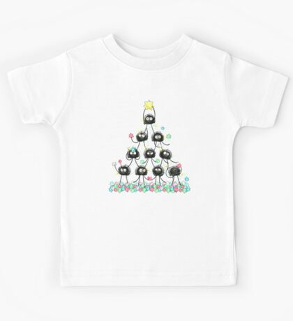 Merry Dusty Christmas! Kids Tee