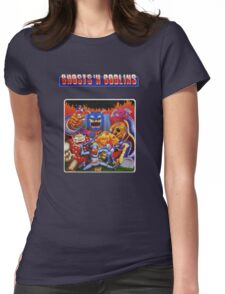 Ghosts 'n Goblins Womens Fitted T-Shirt