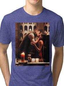 Outlaw Queen Tri-blend T-Shirt