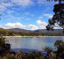 Beautiful Tasmania - Adventure Bay by georgieboy98