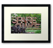 Spare Change #2 Framed Print