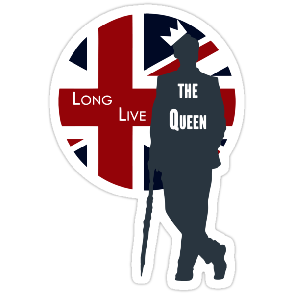 Long Live the Queen - Redux by imbusymycroft