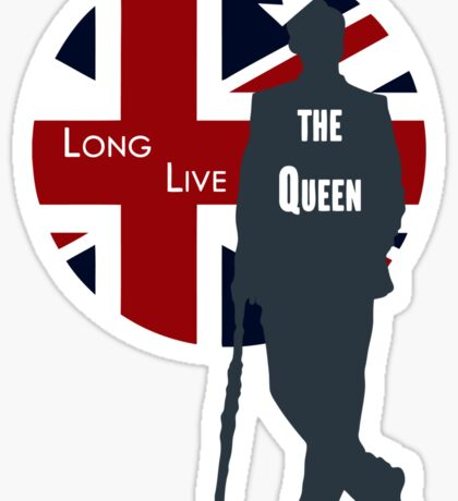 Long Live the Queen - Redux Sticker