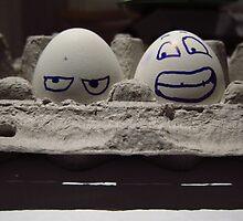 funny, eggs,  by priyaa
