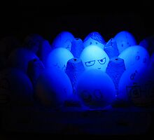 eggs, alone, scary, cool as well by priyaa