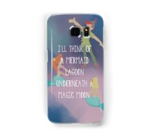 Mermaid Lagoon Samsung Galaxy Case/Skin