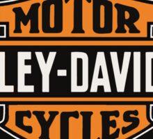 Harley - Oil Sign Sticker