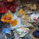 My Palette by Cahl Schroedl