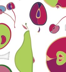 Fruit Collection Sticker