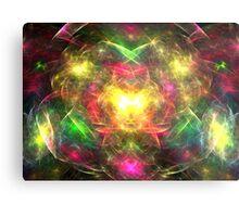 Crystalline Nebula Metal Print