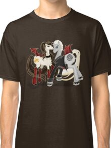 My little Vampires: Drusilla and Spike Classic T-Shirt