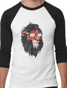 Cool Summerish Scar Men's Baseball ¾ T-Shirt