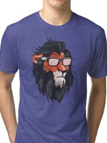 Cool Summerish Scar Tri-blend T-Shirt