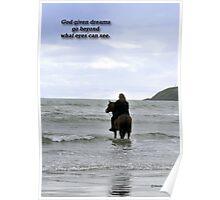 God Given Dreams Poster