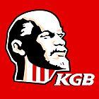 Finger-Lenin good! by vertigocreative