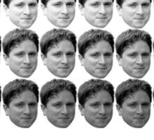 50 Shades of Kappa Sticker