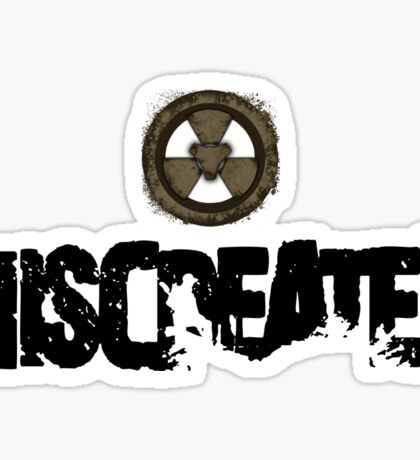Miscreated Design 1 Blue  (Official) Sticker