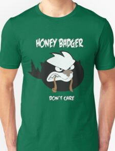 Angry Honey Badger Unisex T-Shirt