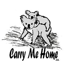 Carry me home by Shortpunk